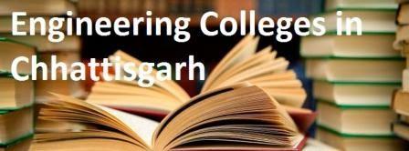 Engineering Colleges in Chhattisgarh updates by www.EChhattisgarh.in