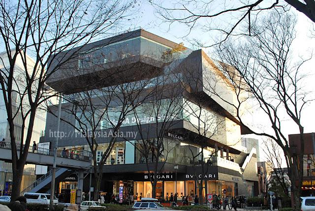 Harajuku Omotesando Street