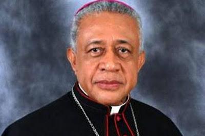 Carta dirigida por Francisco Galán a Monseñor Julio César Vidal
