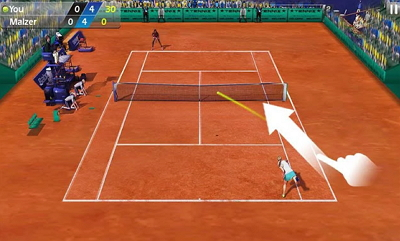 Download Game Android 3D Tennis APK Unlimited Money