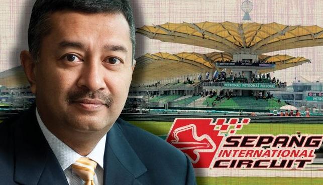 Mokhzani Letak Jawatan Pengerusi Sepang International Circuit
