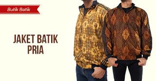 Di Balik Jaket Batik Pria Bikin Penampilan Makin Macho
