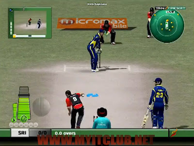 EA Sports Cricket 2012 Game Download Free For Pc | MYITCLUB