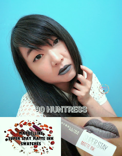 Maybelline Super Stay Matte Ink 90 HUNTRESS