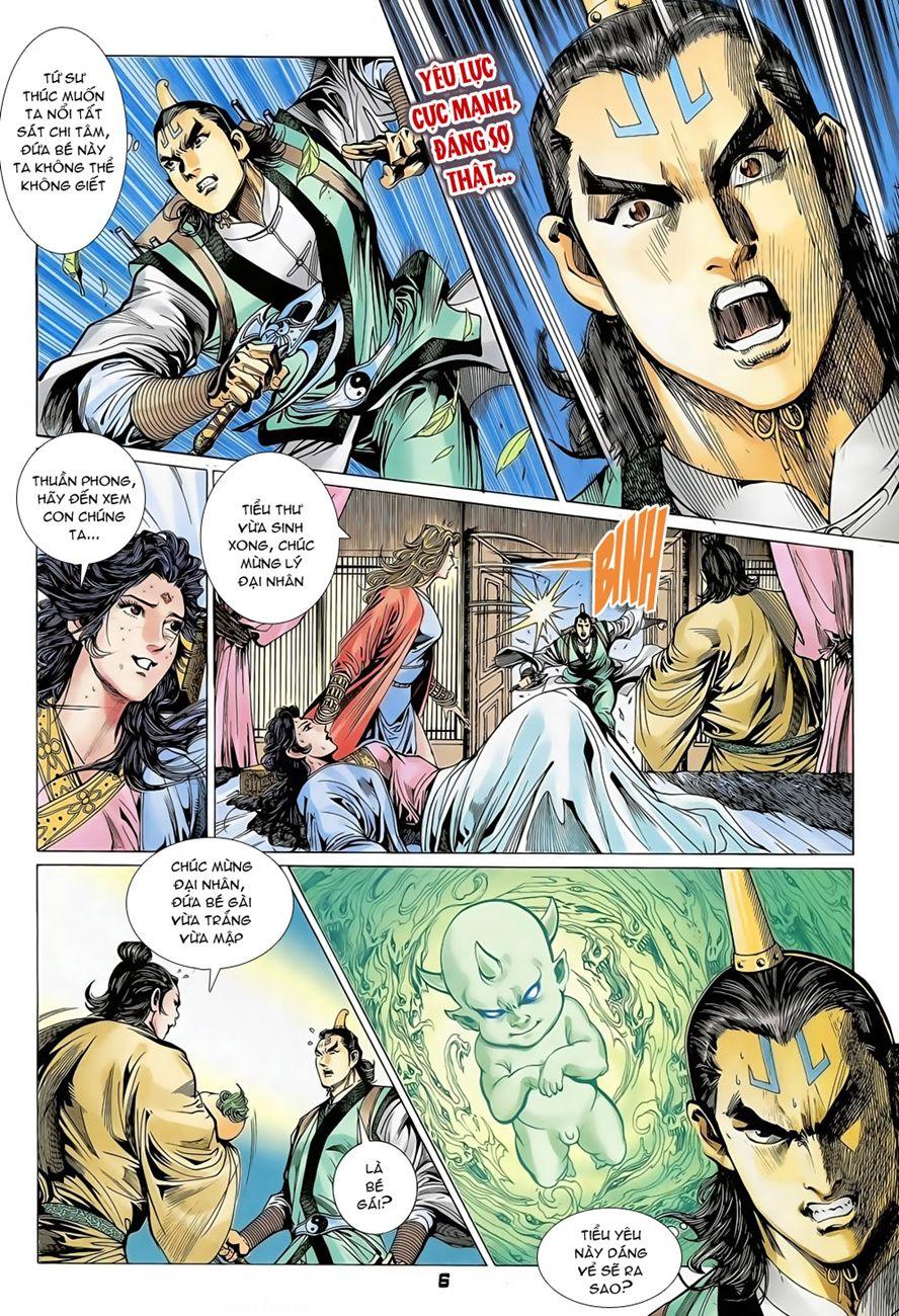 Đại Đường Uy Long chapter 72 trang 14