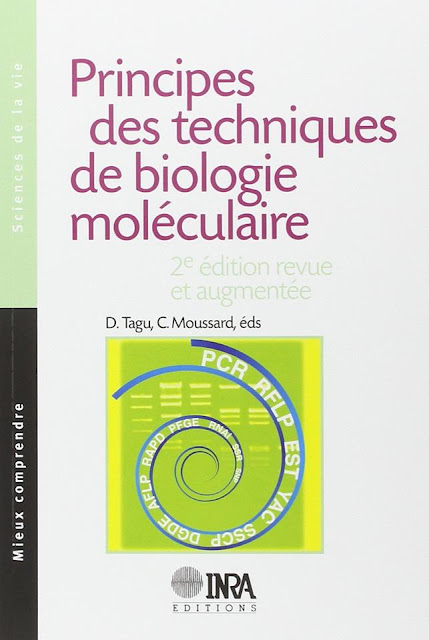 Livre : Principes des techniques de biologie moléculaire