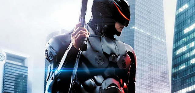 Joel Kinnaman în rolul Robocop 2014