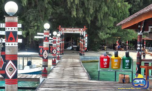 welcome pulau resort pulau sepa kepulauan seribu utara