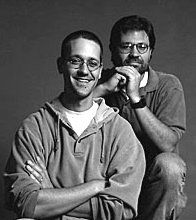 Robyn y Rand Miller - los creadores de Myst