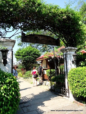 San Diego Gardens at Intramuros