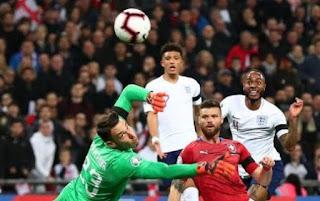 Inggris vs Republik Ceko 5-0 Video Gol & Full Highlights