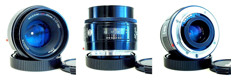 Minolta Maxxum AF 50mm 1.7 #392