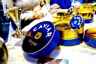 Mes Adresses : Soirée Kaviari à la brasserie Frame, dégustation de caviar au pied de la Tour Eiffel - Paris 15