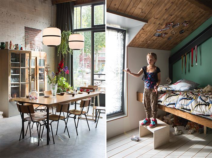 Scheltens-Abbenes house in Amsterdam