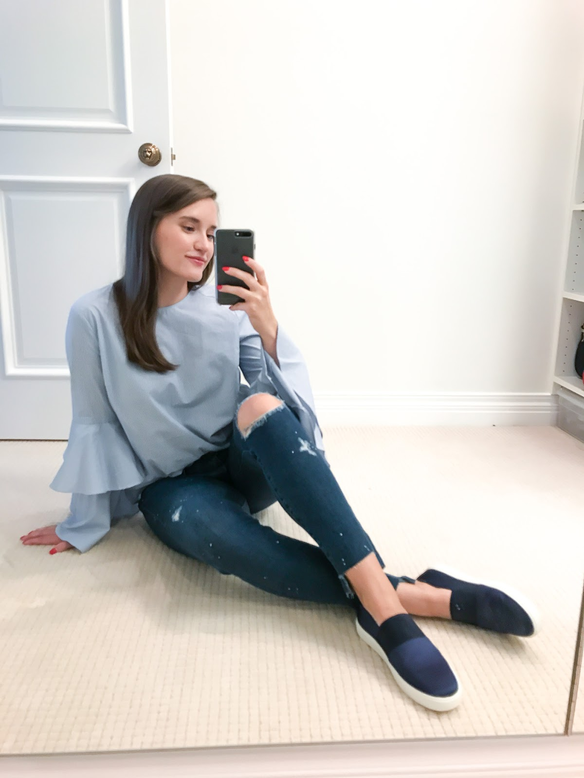 Nordstrom Anniversary Sale 2017 Top Picks Try on Haul and Review by popular New York fashion blogger Covering the Bases