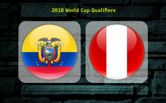 Ecuador vs Peru Full Match & Highlights 05 September 2017