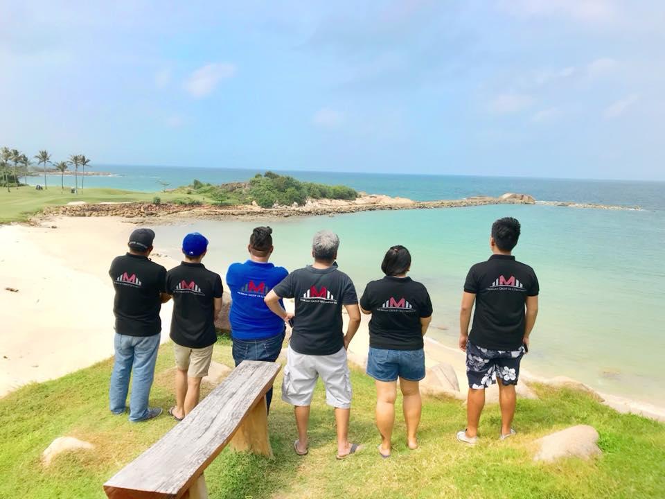 Group Activity Fun In Bintan Lagoon Resort Morgan Magazine