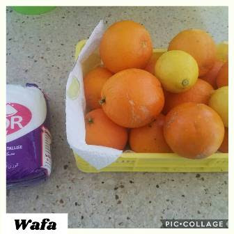 مربى البرتقال بطريقة سهلة