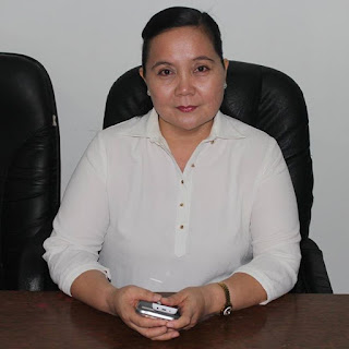 Anggota DPRD Sulut, Netty Agnes Pontow