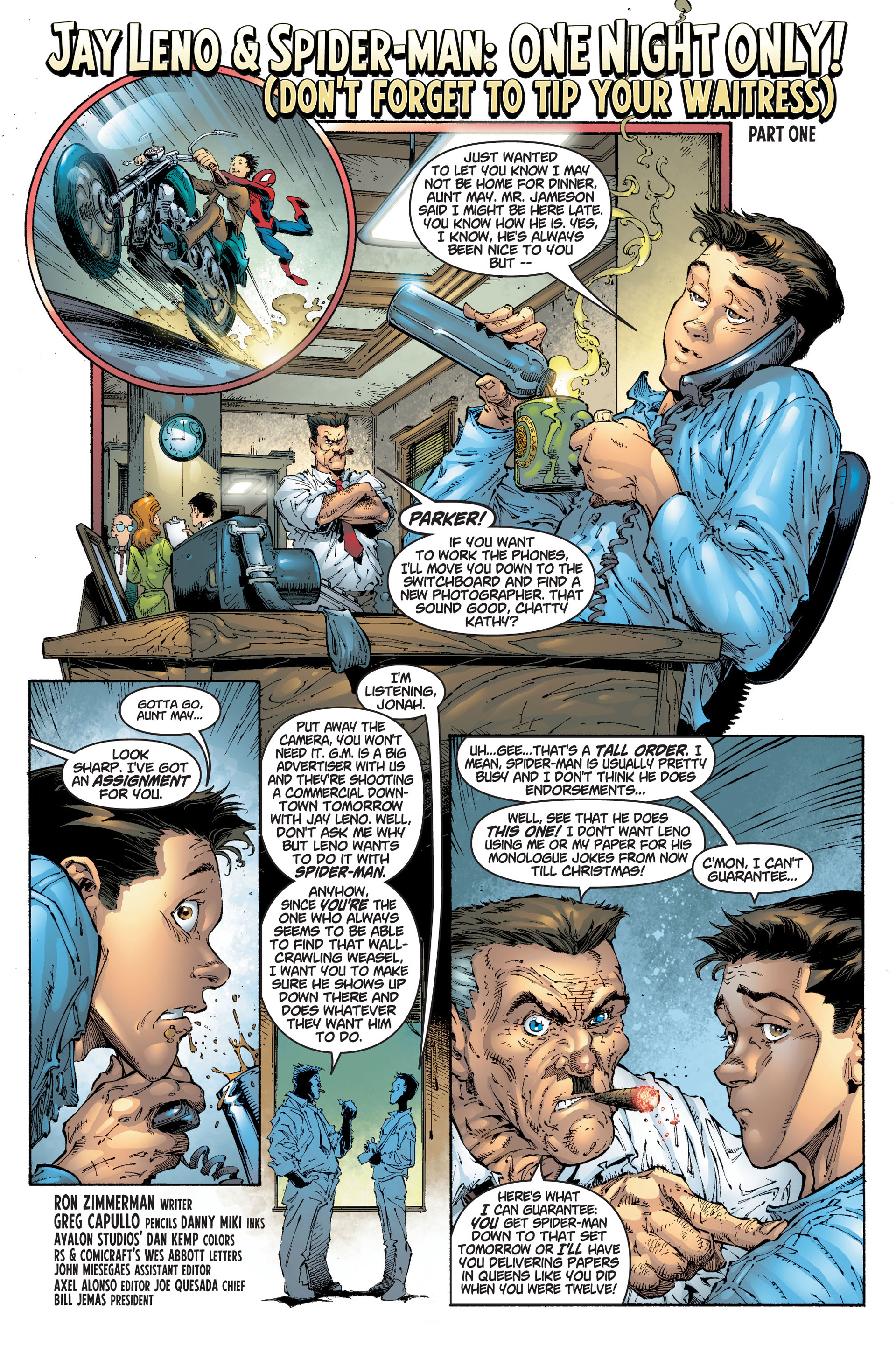 Read online Ultimate Spider-Man (2000) comic -  Issue #22 - 39