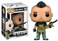 "Funko Pop! John ""Soap"" MacTavish"
