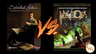 Recensioni Minute - Sherlock Holmes vs Mythos