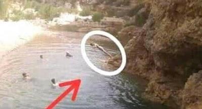 (+صورة)حادث مأساوي .. وفاة طفل غرقا في واد بأكادير
