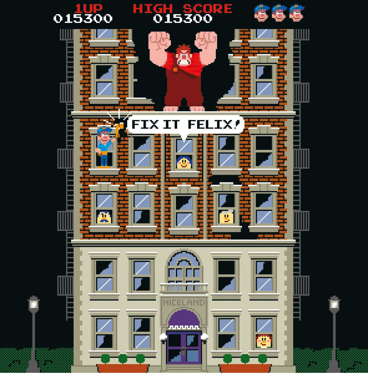 Wreck-It Ralph: How a Disney Movie ... - Anthony's Game …