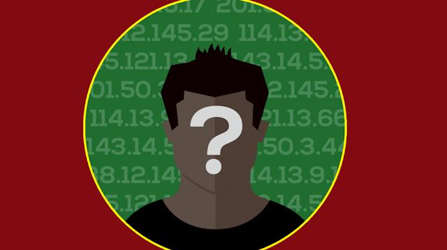 حيلة رائعة لمعرفة عنوان IP أي شخص مع الحماية