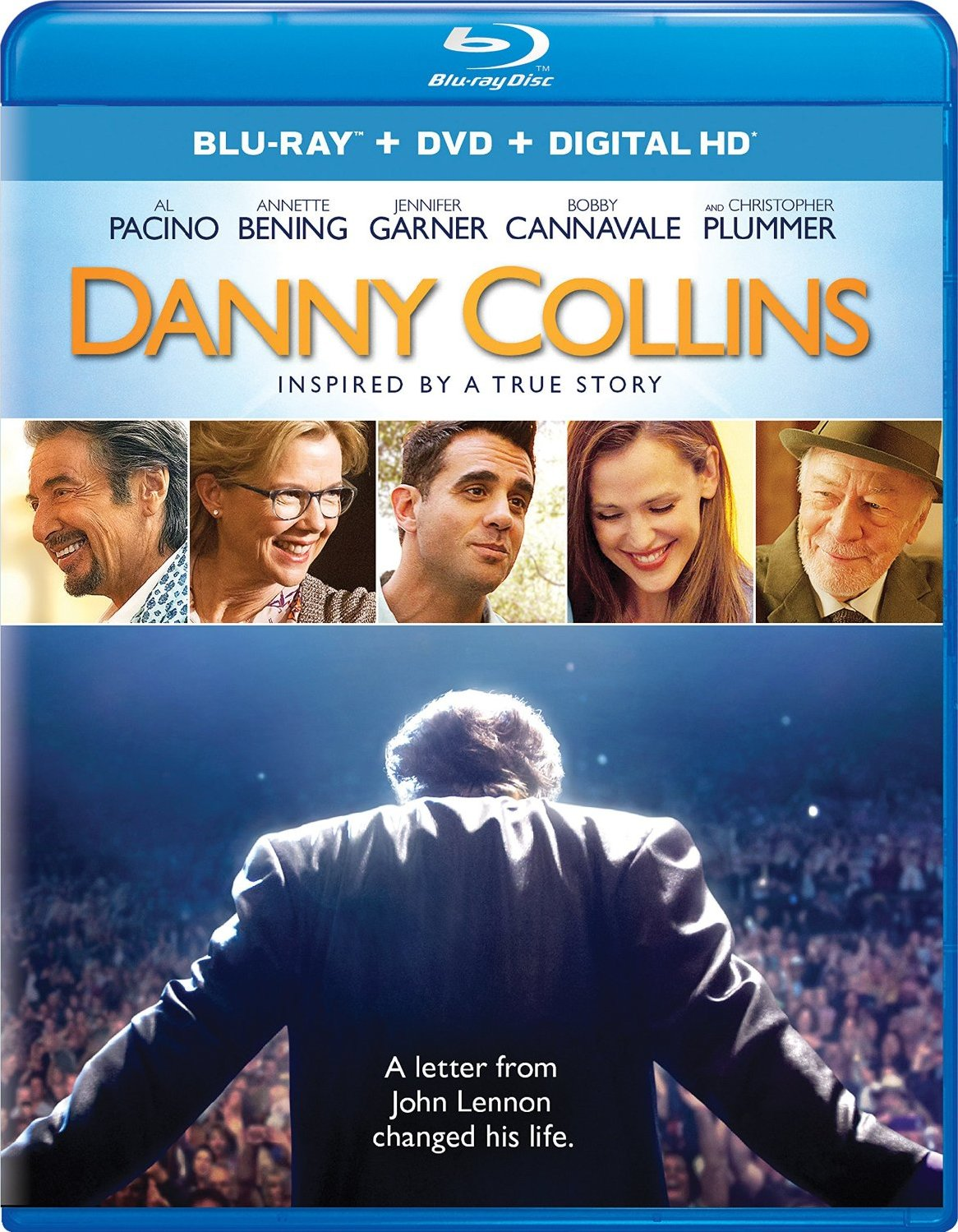 Danny Collins (2015) 1080p BD25 Cover Caratula Blu-ray