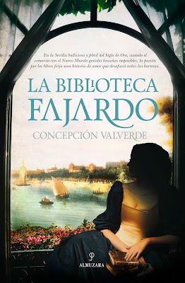 La biblioteca Fajardo - Concepción Valverde (2015)