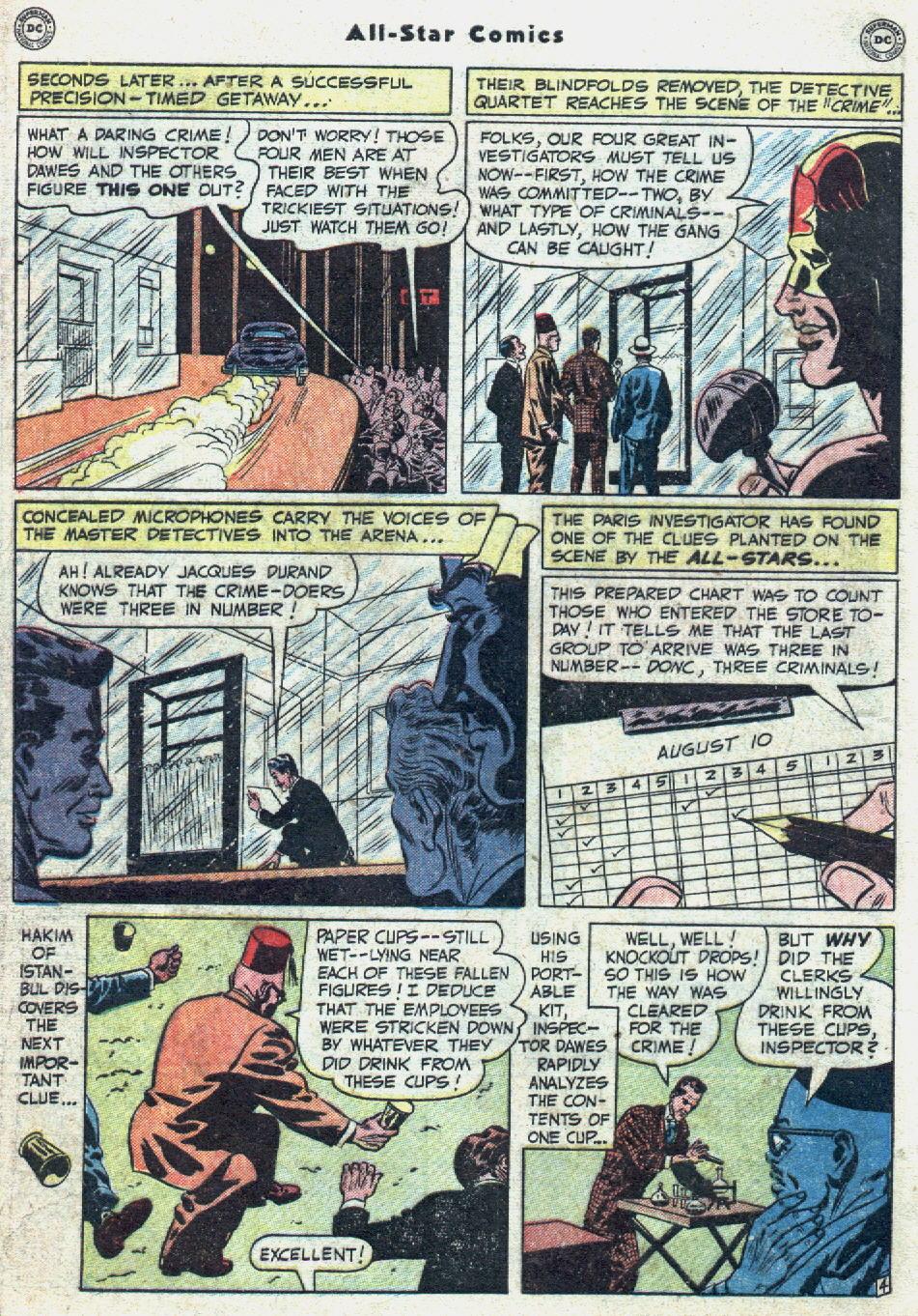 Read online All-Star Comics comic -  Issue #57 - 6