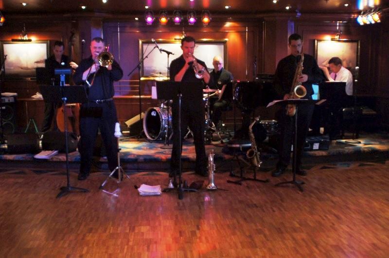 Canberra Jazz blog: August 2011