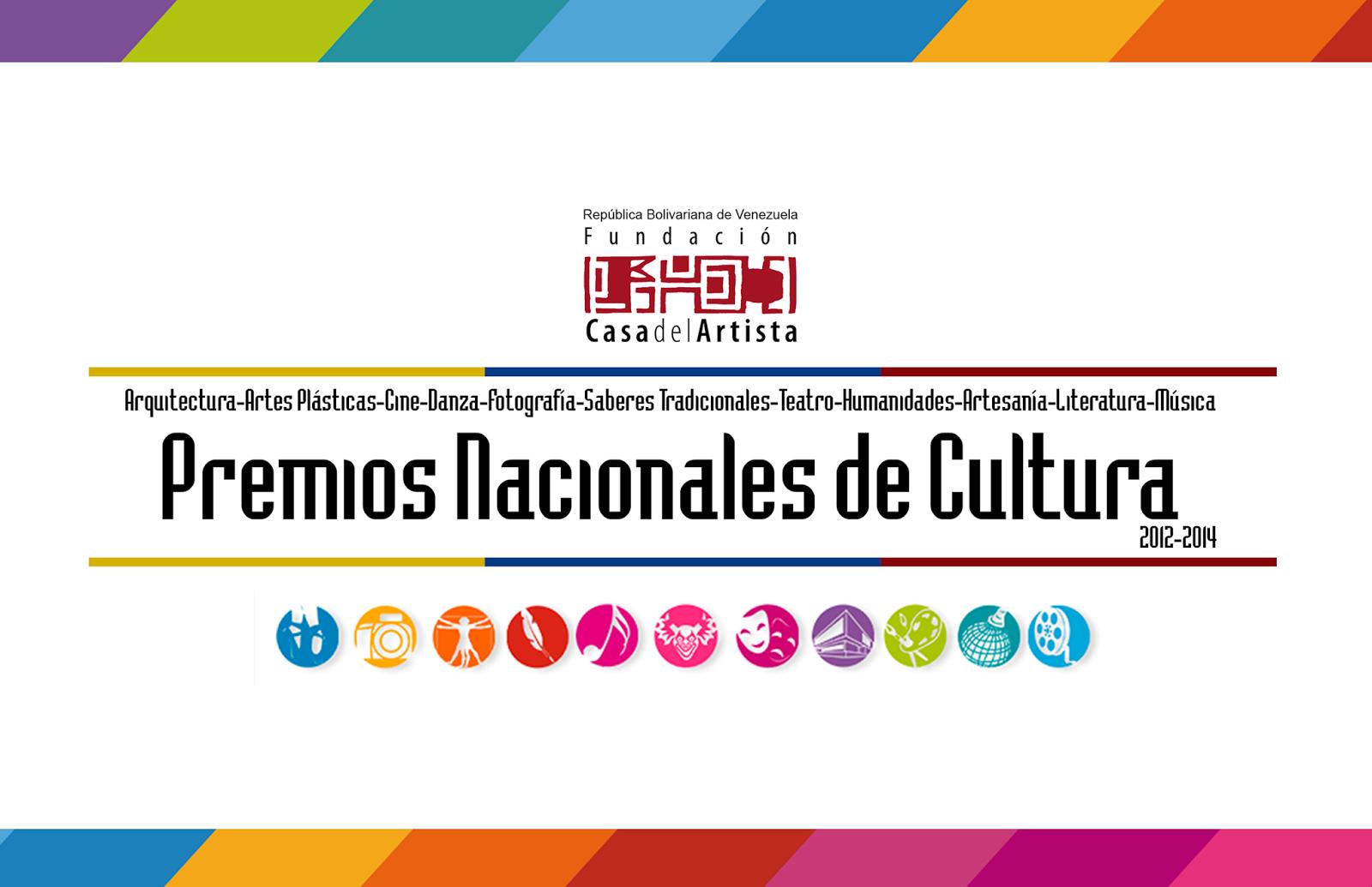 MinCultura Trujillo: Lapso de postulaciones para Premios Nacionales de Cultura se extenderá hasta el 15 de diciembre