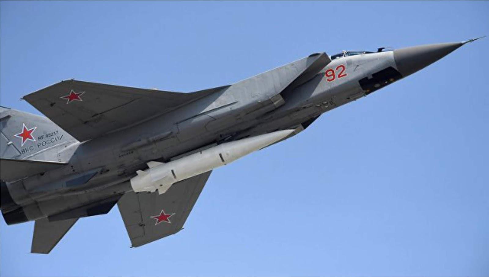 NI berbicara tentang kerentanan pangkalan AS terhadap rudal Rusia