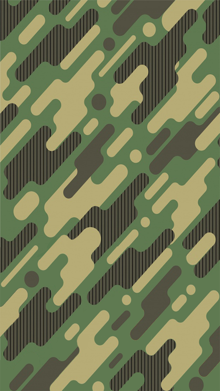 militar pattern camouflage