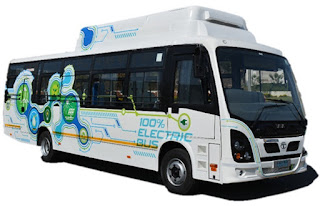 Tata Motors Electric bus commences pilot-runs in Guwahati