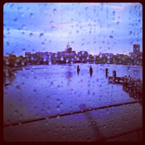 Rainy Day Boston