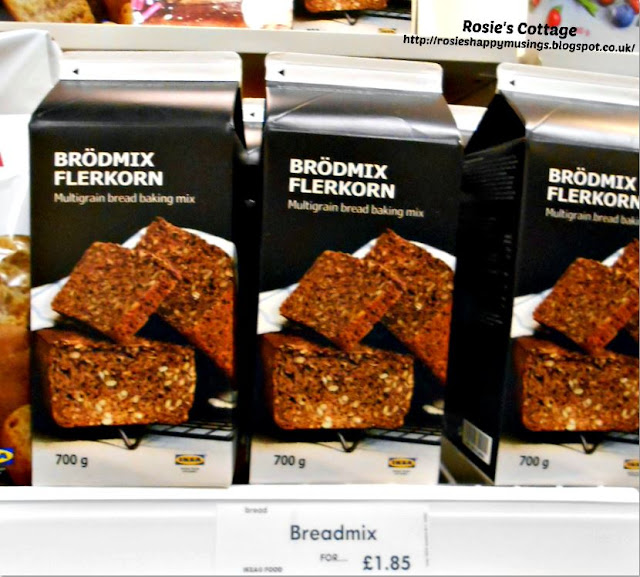 BRÖDMIX FLERKORN Multigrain bread baking mix