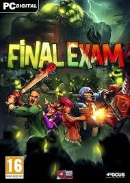 Free Download Final Exam PC Games untuk Komputer Full Version - ZGASPC