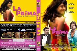 CARATULALA PRIMA - 2018 [COVER - DVD]