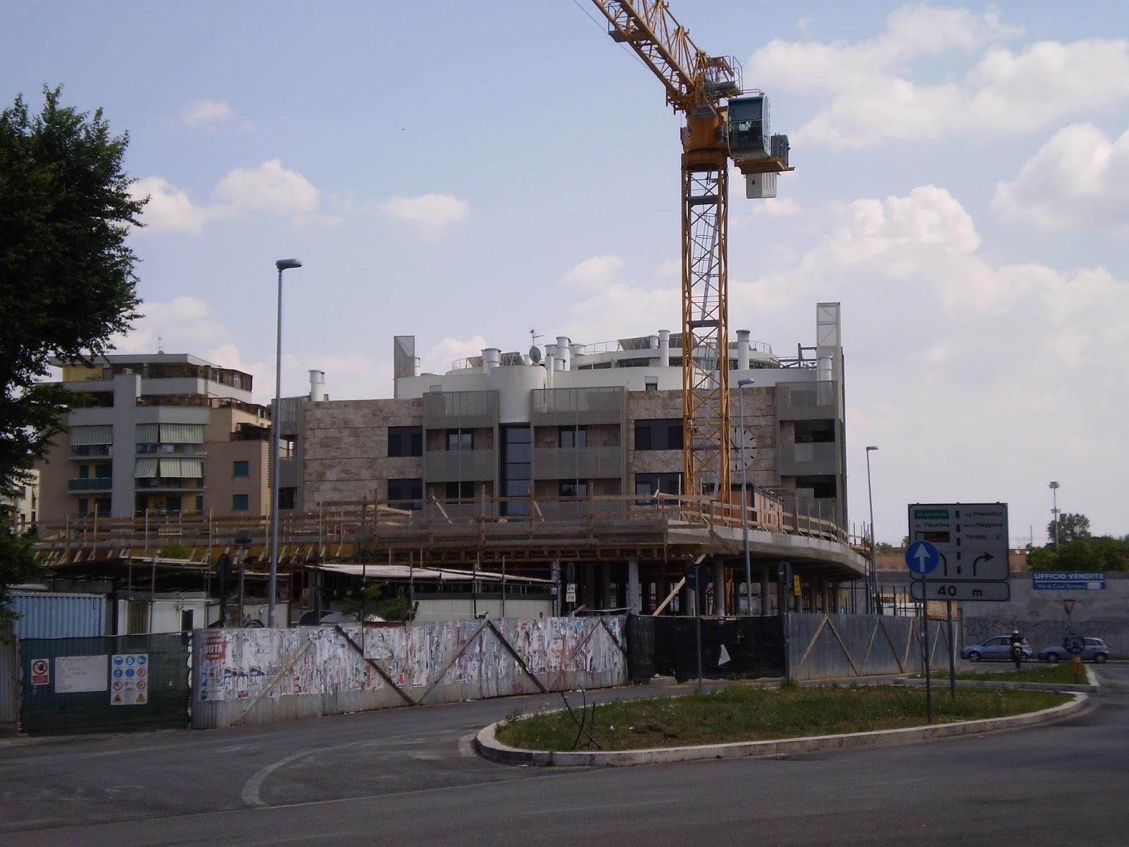 Nuovo mercato di Casal Bertone  Urbanfile Blog