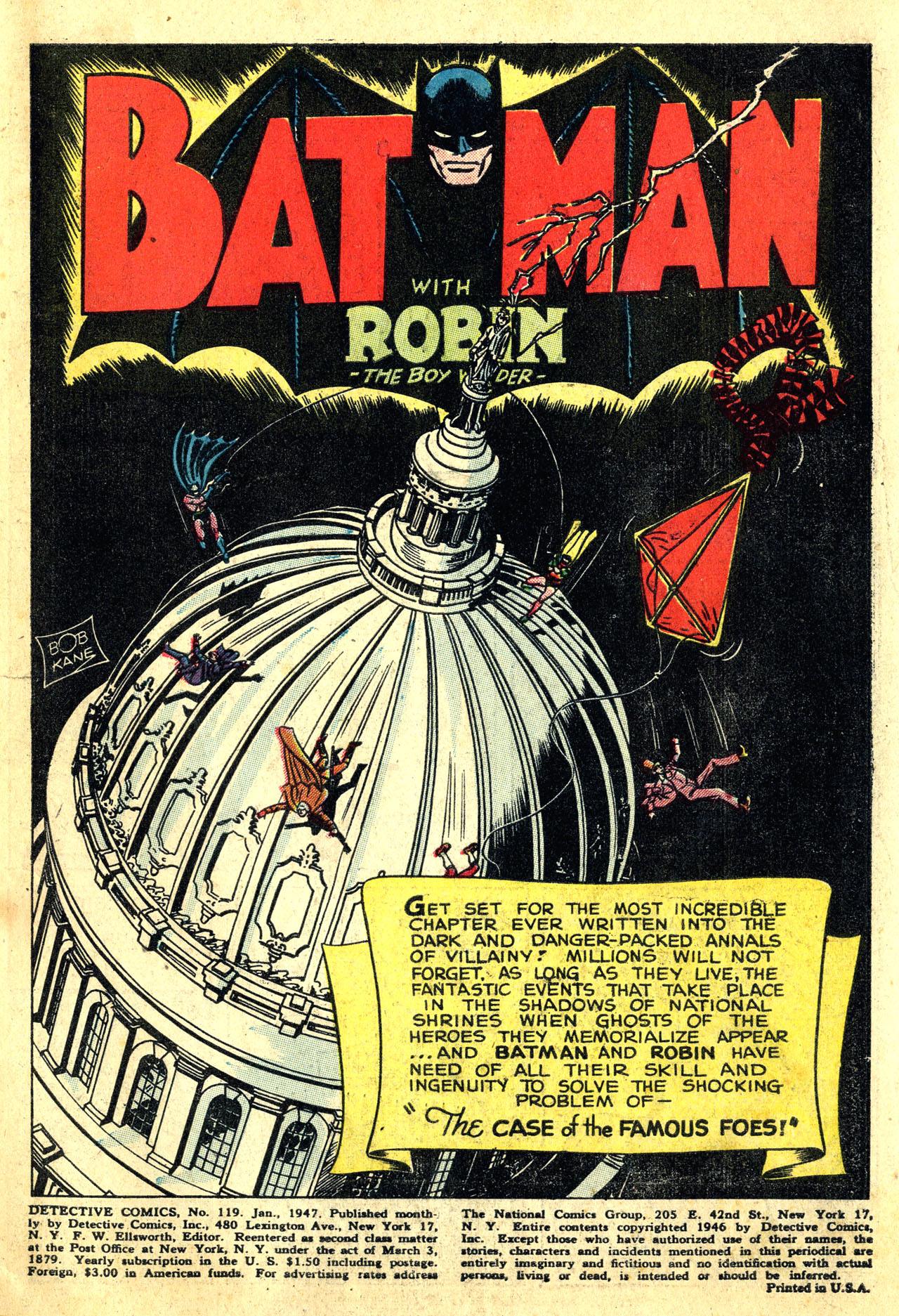 Read online Detective Comics (1937) comic -  Issue #119 - 3