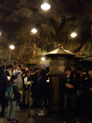 10D9N Spring Japan Trip: Journey to the Center of the Earth, Tokyo Disneysea