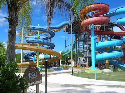 Agua Park, Hotel Sirenis Punta Cana, vuelta al mundo, round the world, mundoporlibre.com