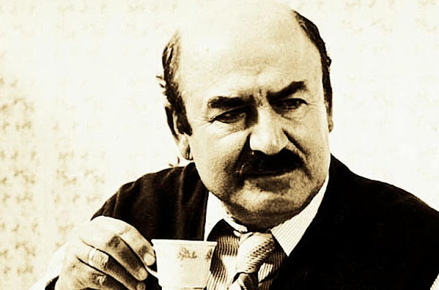 Βαγγέλης Καζάν 1938 - 2008: Ο Ναυπλιώτης ηθοποίος και αγωνιστής του φιλειρηνικού κινήματος