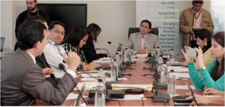 Comisión inicia el análisis de los 'papeles de Panamá'