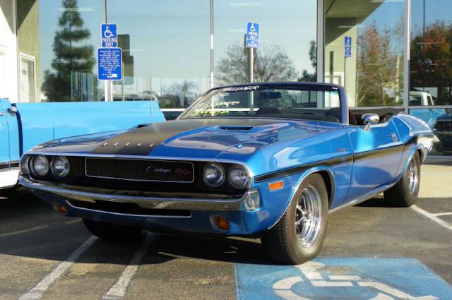 Las Vegas Car Dealerships >> Insomniac Garage: Dealership Photo Shoot: 1970 Dodge Challenger R/T Convertible