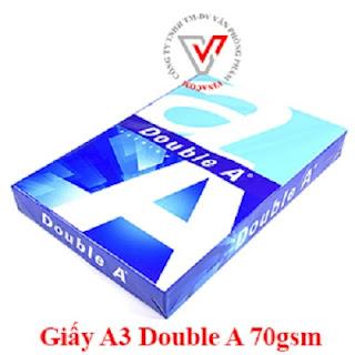 giay a3 double a 70