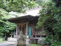 鎌倉・甘縄神明神社